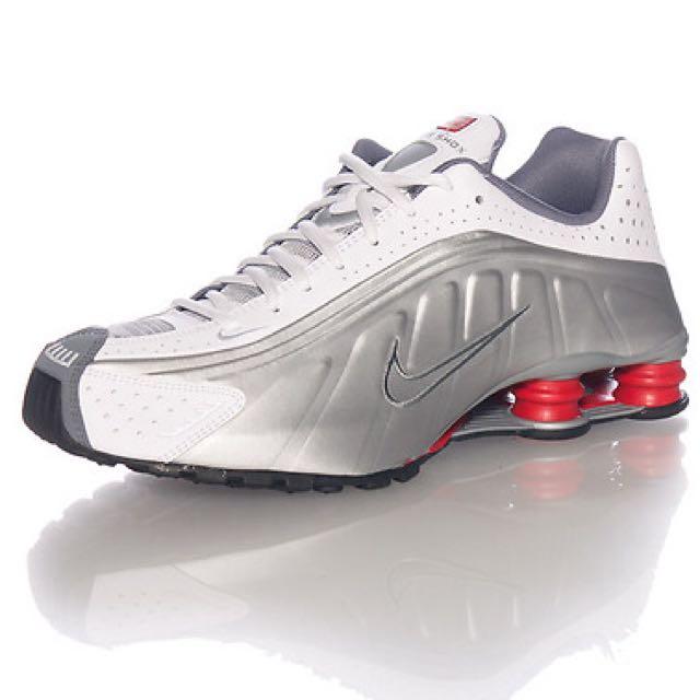 new arrival b0470 4afc8 Nike Shox R4 Running