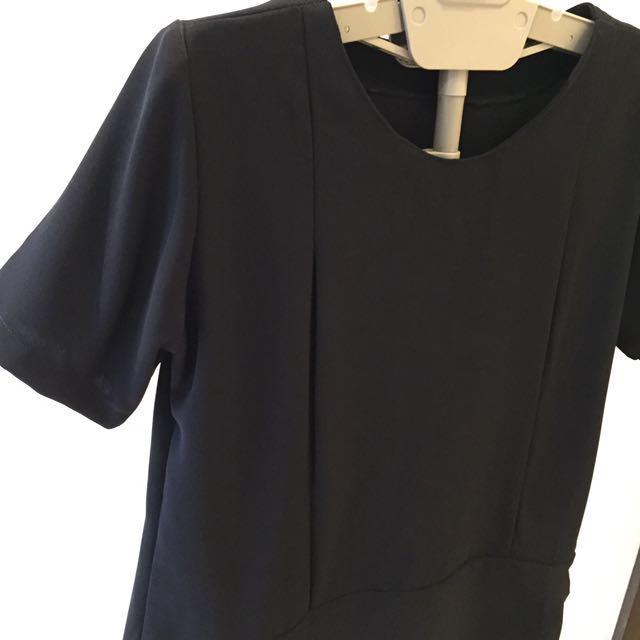 Nursing Maternity dress ( menyusui hamil)