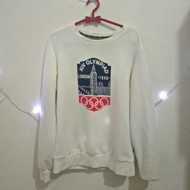 Olympic London Sweater