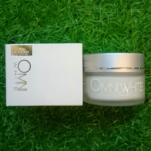 Omni White Cream