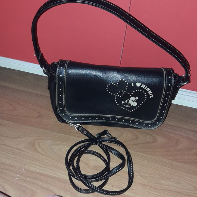Original Mickey Mouse leather bag