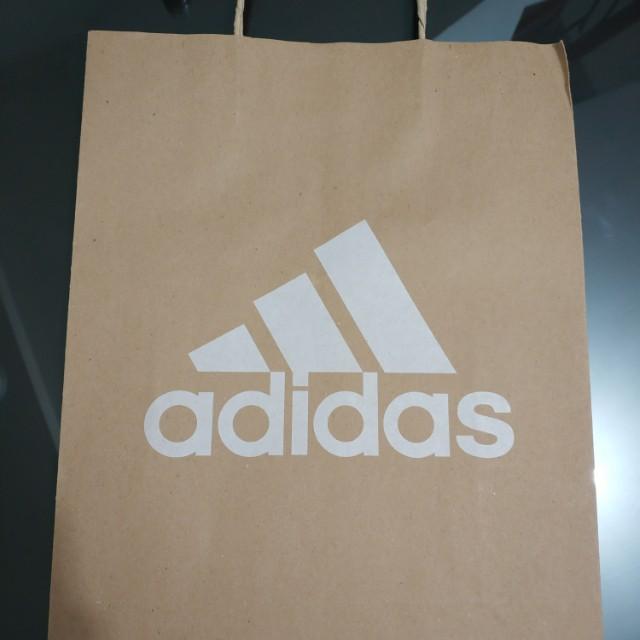 Paperbag adidas original