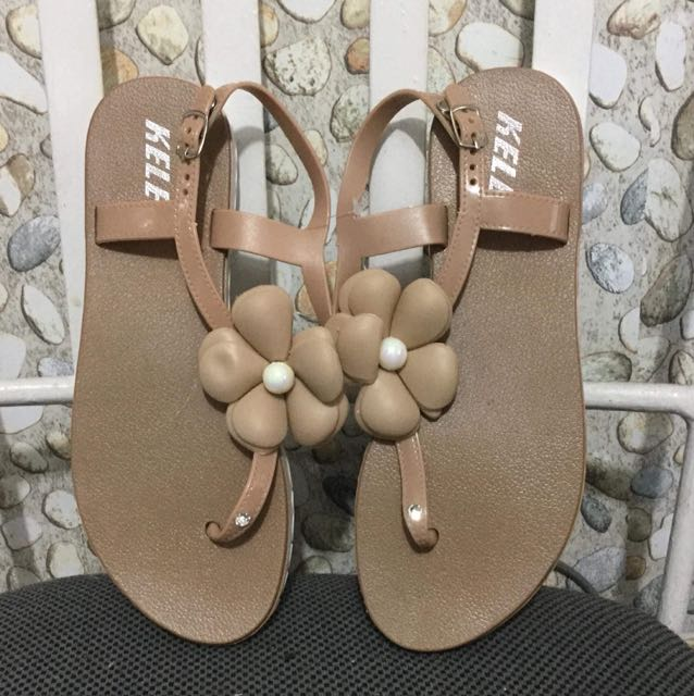 Pearl Ladies Sandals