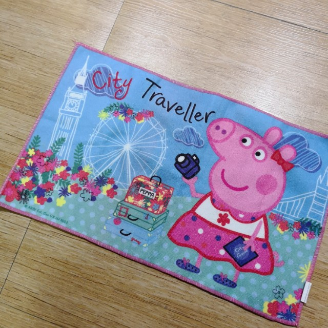 Peppa the pig towel