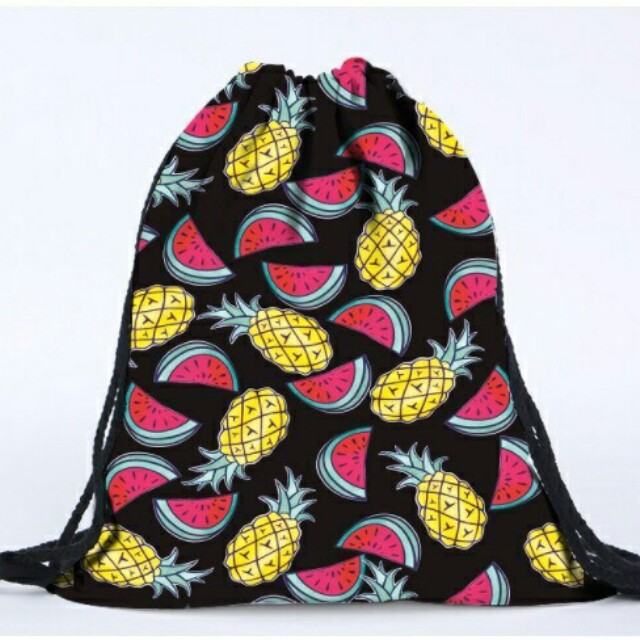 Pinemelo Drawstring Bag