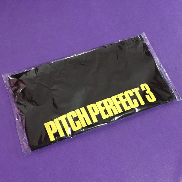 Pitch Perfect 3 Tote Bag Movie Merchandise