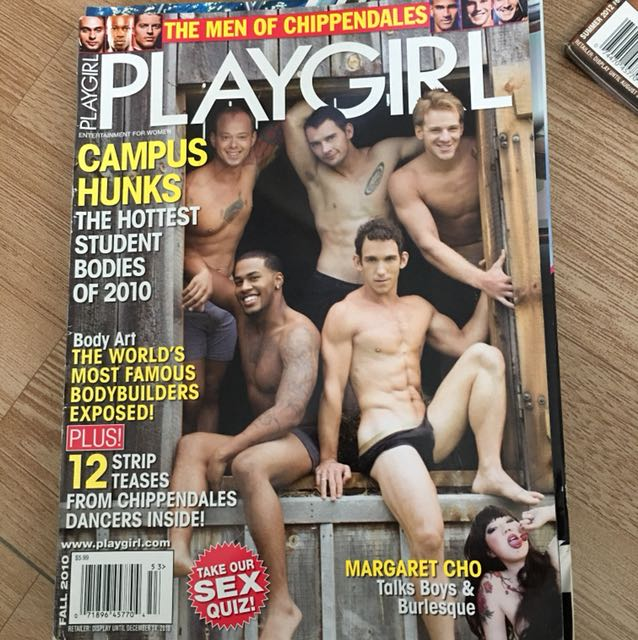 Take it playgirl