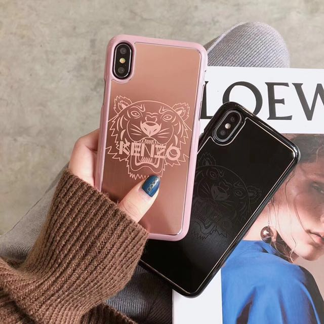 competitive price 518ab 4fe8f PO: Kenzo Tiger Hard Case for iPhone X 6/7/8 Plus