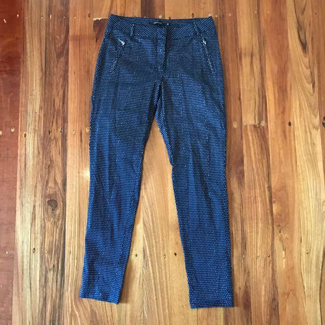 Portmans pants - size 8