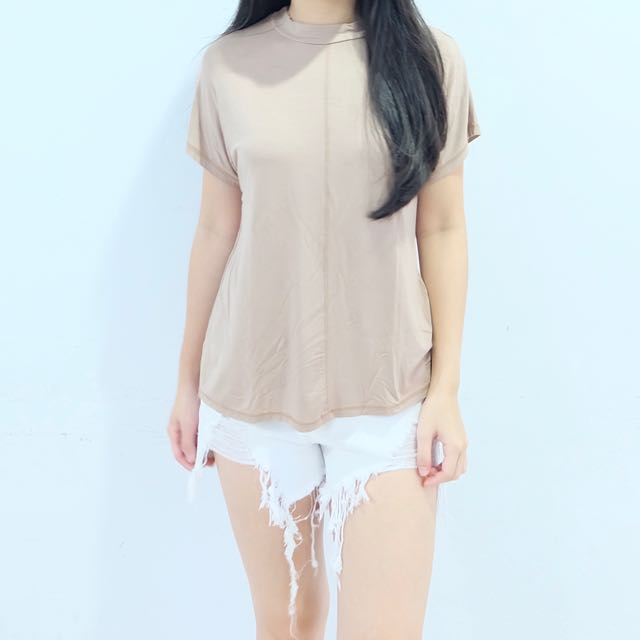 PRELOVED cream top