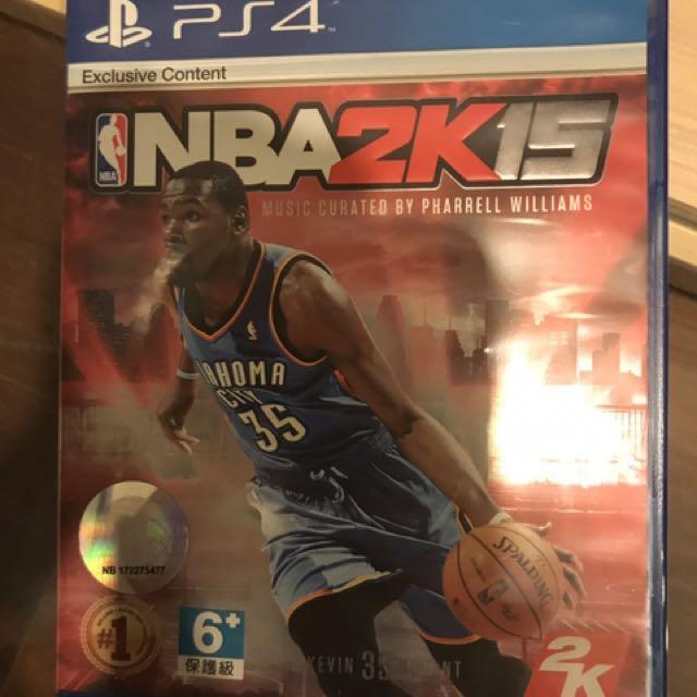 PS4遊戲_2015NBA