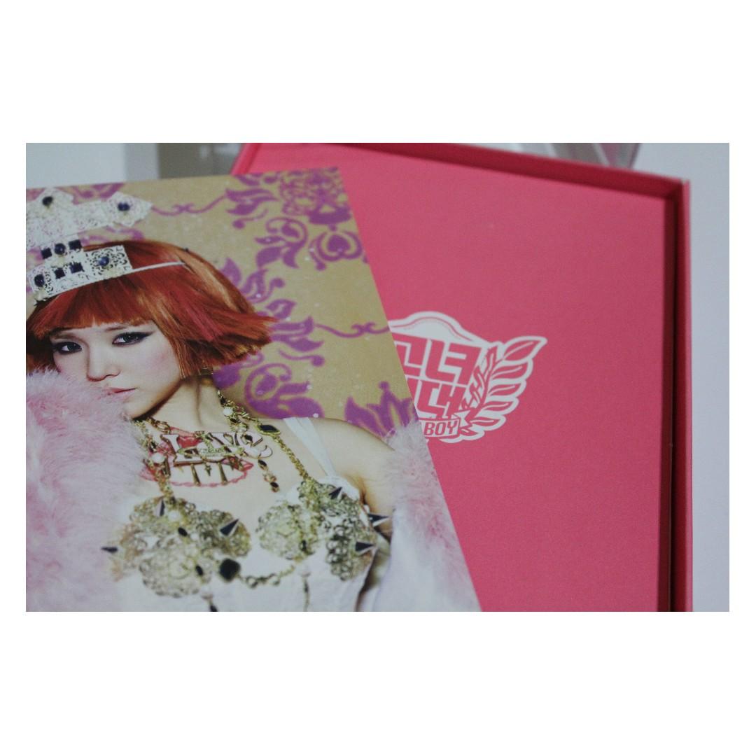 [RARE] GIRL'S GENERATION I GOT A BOY ALBUM: Tiffany Version