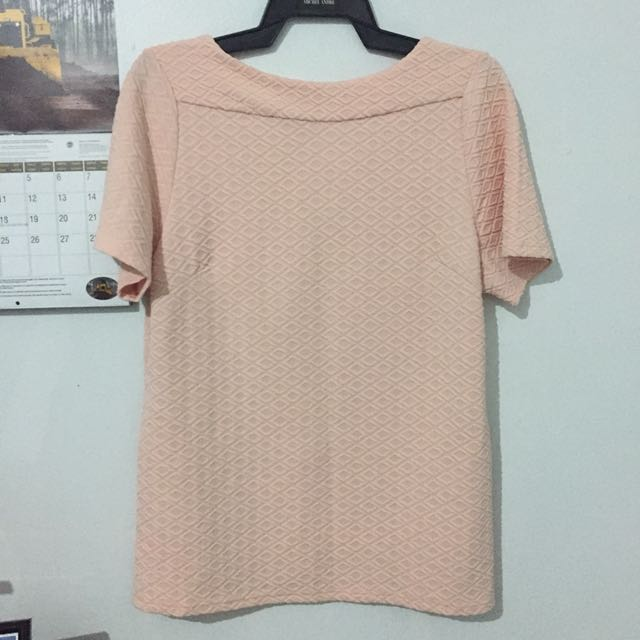 REPRICED Substance blouse