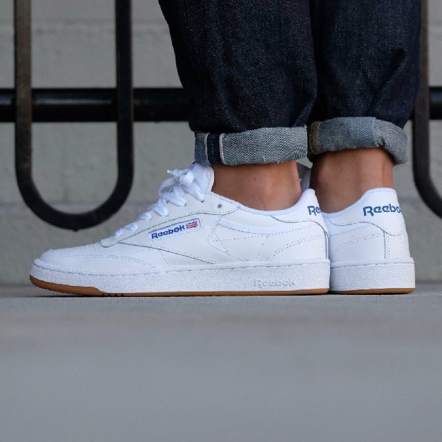 315ca612cc118 Reebok Club C 85 Model AR0459 for men and women! on Carousell