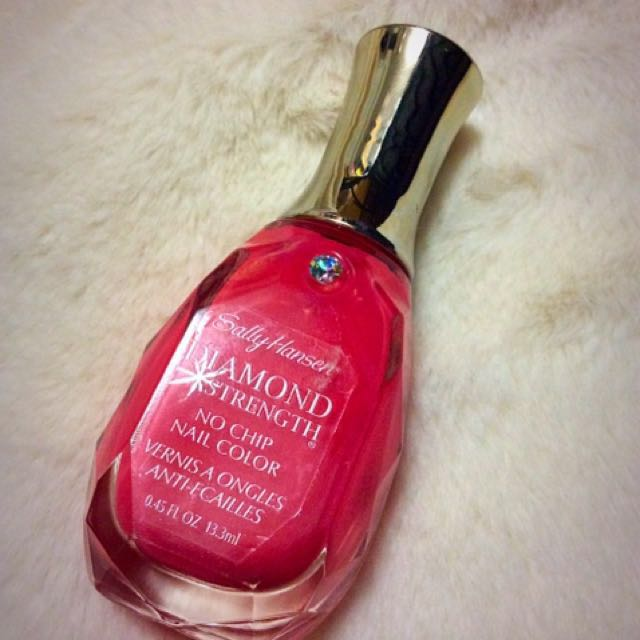 Sally Hansen Diamond 💎 Strength