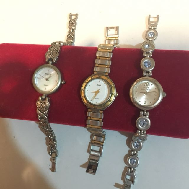 Second Hand Watches Bundle
