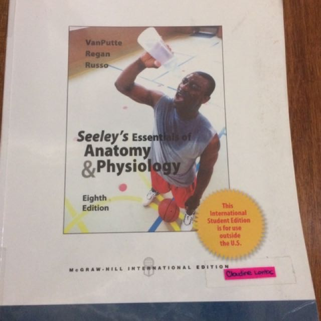 Seeley\'s Essentials of Anatomy and Physiology, Textbooks on Carousell