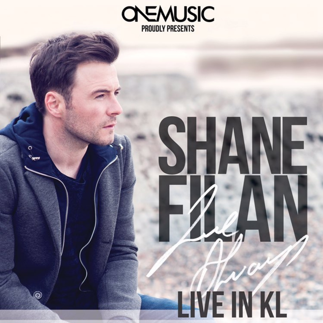 Shane Filan 'Love Always' Live in KL - Feb 6th 2018