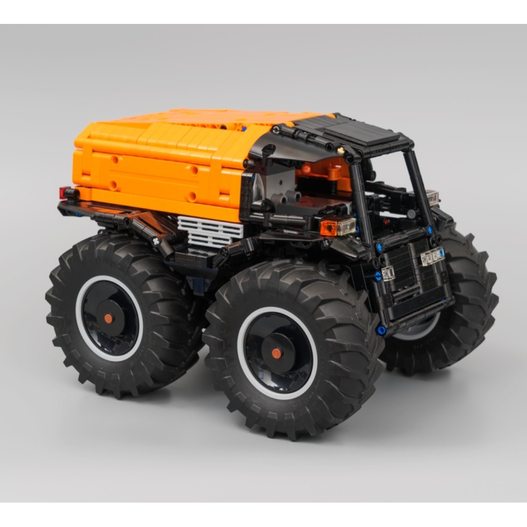 SHERP ATV, MOC 10677, Authentic LEGO Technic brick pack, brand new power  functions, remote control MOCHUB series