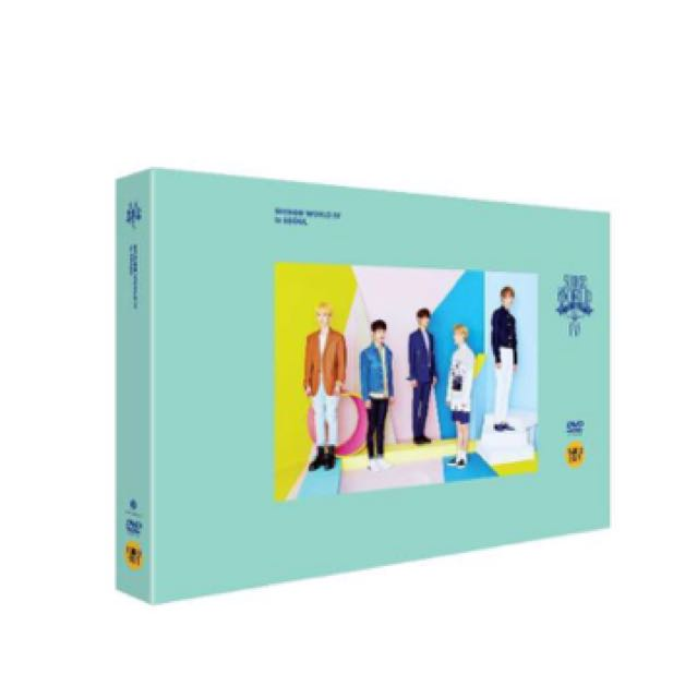 SHINee / SHINee World IV in Seoul DVD (2DVD)台壓繁體中文版