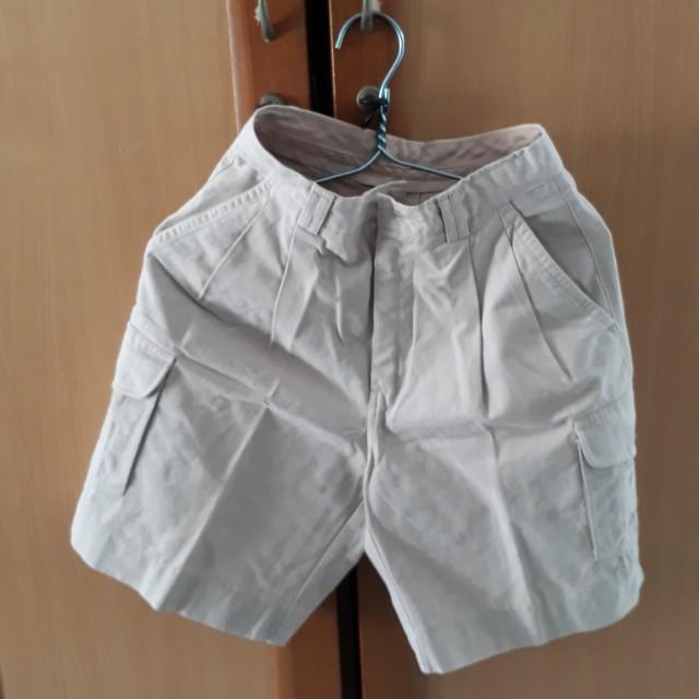 Short Pants Wanita Bahan Tebal