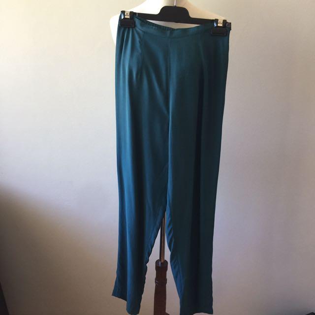 Silk Caress highwaisted pants
