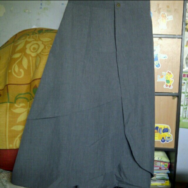 Skirt layer grey
