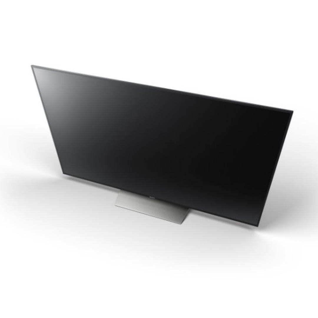SONY 日本製 KD-55X8500D 4K HDR 液晶電視 55吋 索尼公司貨