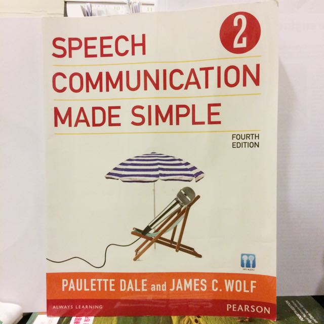 speech communication made simple 2 fourth edition
