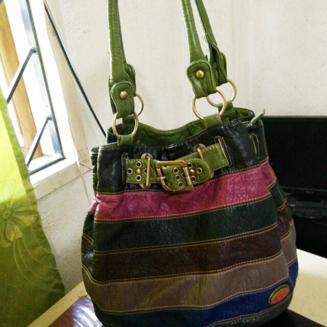 Ssamzie ssiot shoulder bag