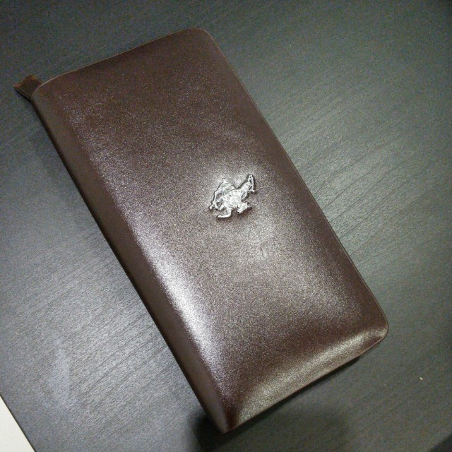 Swiss Polo Long Wallet