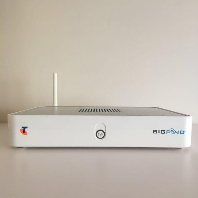 Telstra BigPond ADSL Wifi Modem