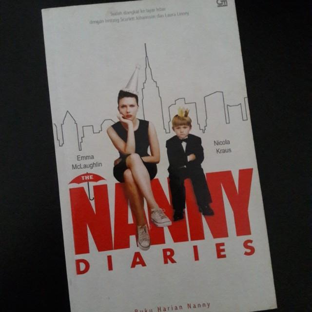 The Nanny Diaries by Emma McLaughlin dan Nicola Kraus (Terjemahan)