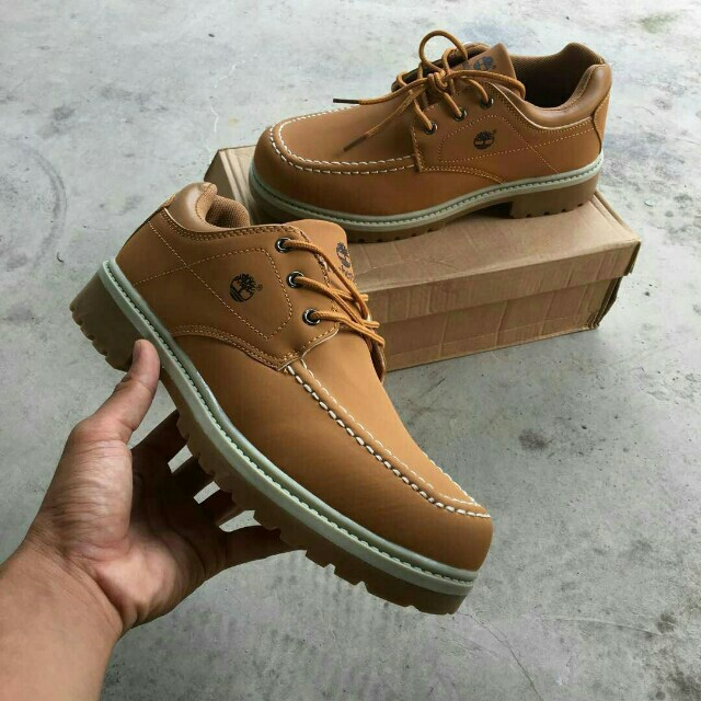 discount moderate price latest TIMBERLAND BOOTS LIGHT BROWN LOW CUT