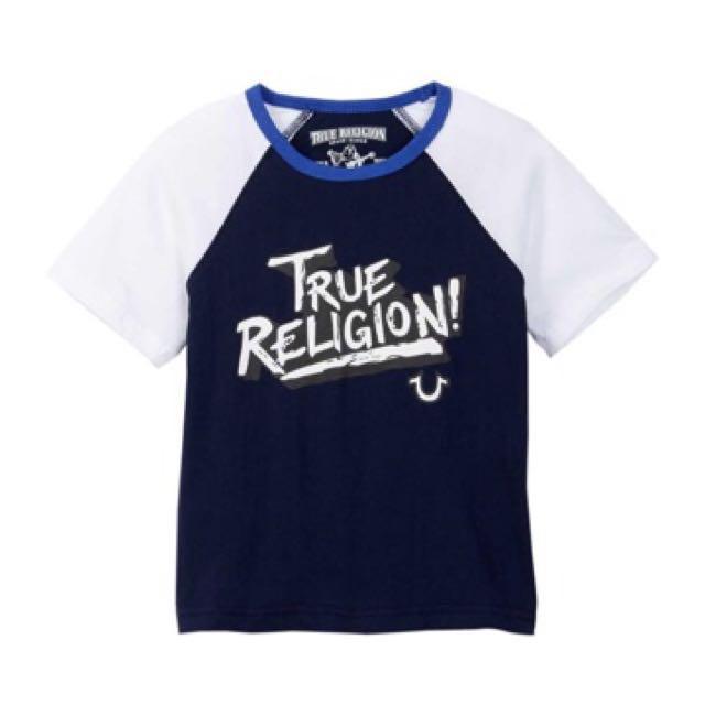 True Religion Retro Tee