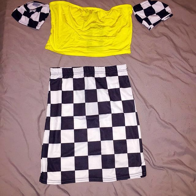 Two piece set from PLT