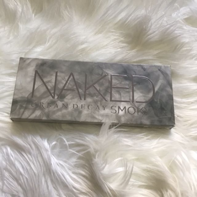 Urban Decay Smoky Palette