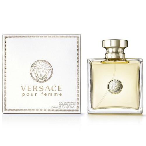 Versace Pour Femme Edp For Women 100mltester Eau De Parfum