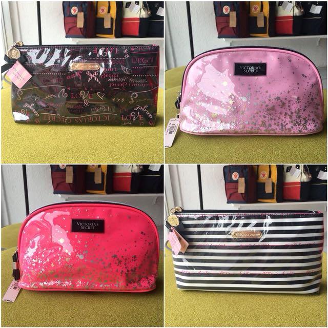 Victoria Secret any 2 pouch for 1800