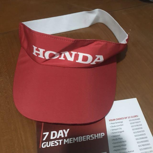 Visor Honda