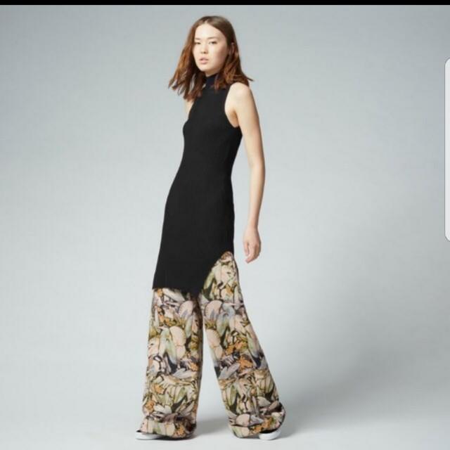 Warehouse Sleeveless Tunic Dress