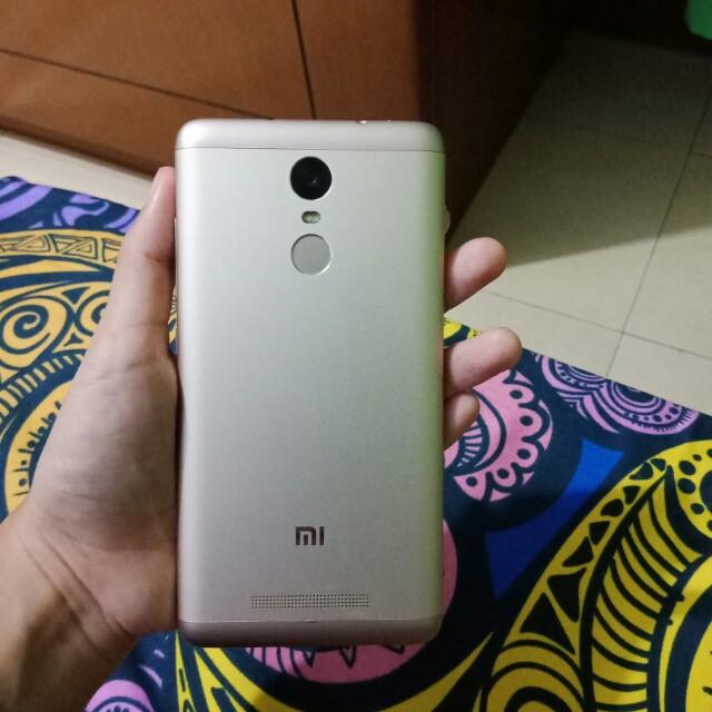 Xiaomi redmi note 3 ori TAM