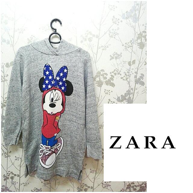 Zara Disney Sweatshirt
