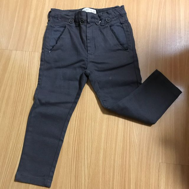 Zara gray pants