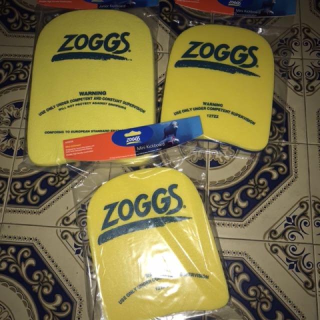 Zoggs kids kick boards