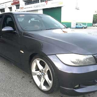 BMW e90 320i Japan Spec