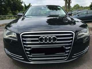 Audi A8L 2013 SG