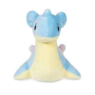 """Pokemon Lapras Poké Doll Plush 3/4"""""""