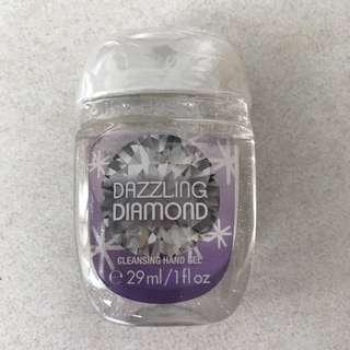 Brand New Dazzling Diamond Cleansing Hand Gel