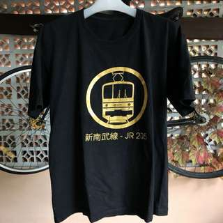 Commuter cotton t-shirt, very good condition